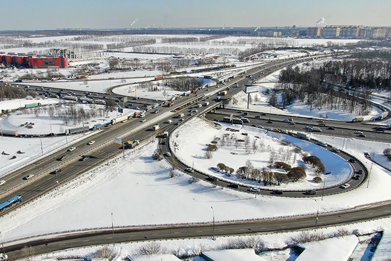 Эксперты оценили проект реконструкции развязки Липецкой улицы с МКАД