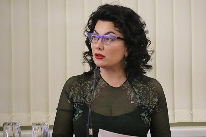 Министр культуры Крыма объяснила, почему она нецензурно прервала совещание с Аксеновым