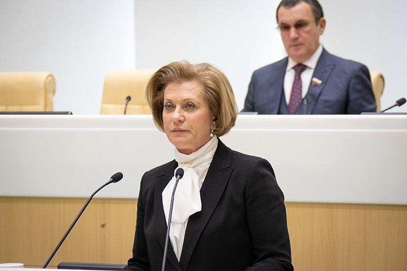 Анна Попова посоветовала россиянам провести майские праздники в кругу семьи