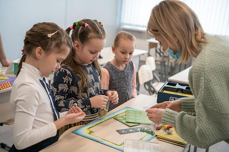 Детский сад на 205 мест сдали в районе Соколиная Гора