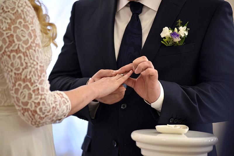 Почти половина московских пар с начала года подала заявление о заключении брака онлайн