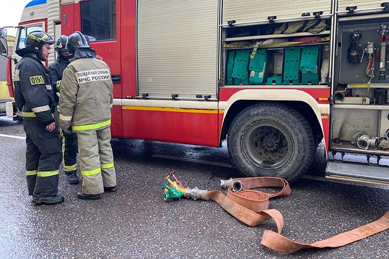 Прокуратура Подмосковья взяла на контроль дело о пожаре в Мытищах