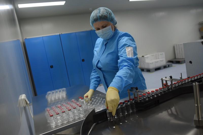 ВОЗ проинспектирует производство вакцины «Спутник V» в мае и июне