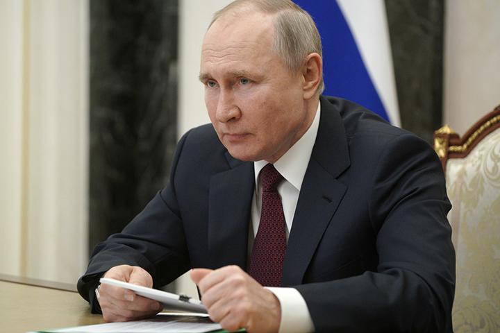 Путин проведет совещание по итогам послания 2020 года на следующей неделе
