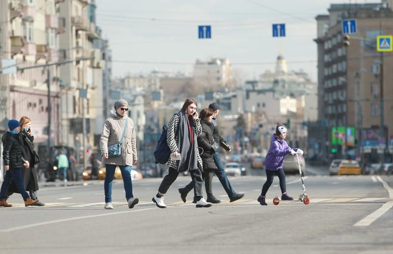 Москвичам пообещали «весеннее окно» в конце недели