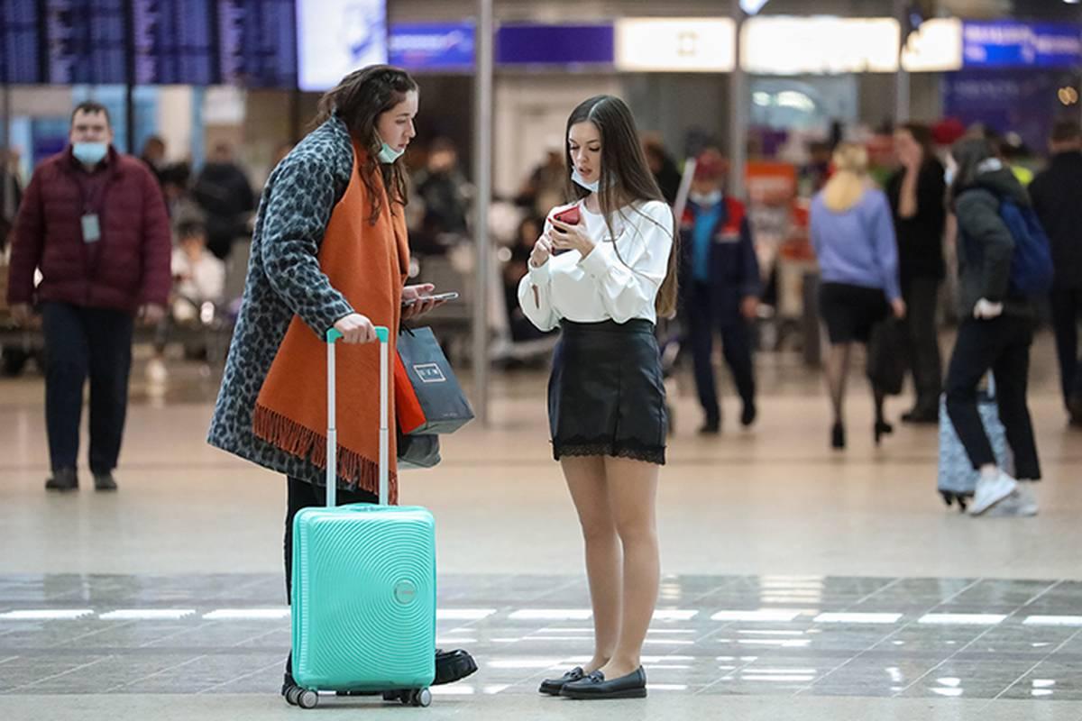 Более 30 рейсов задержали и отменили в московских аэропортах