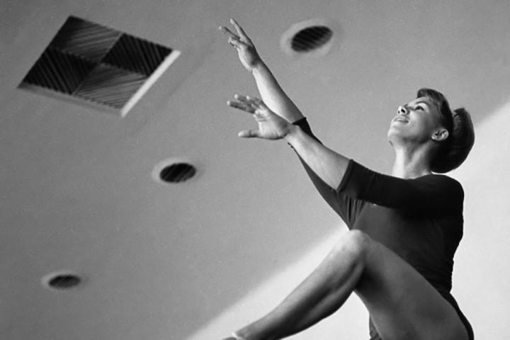 Лариса Латынина: На руках меня не носили