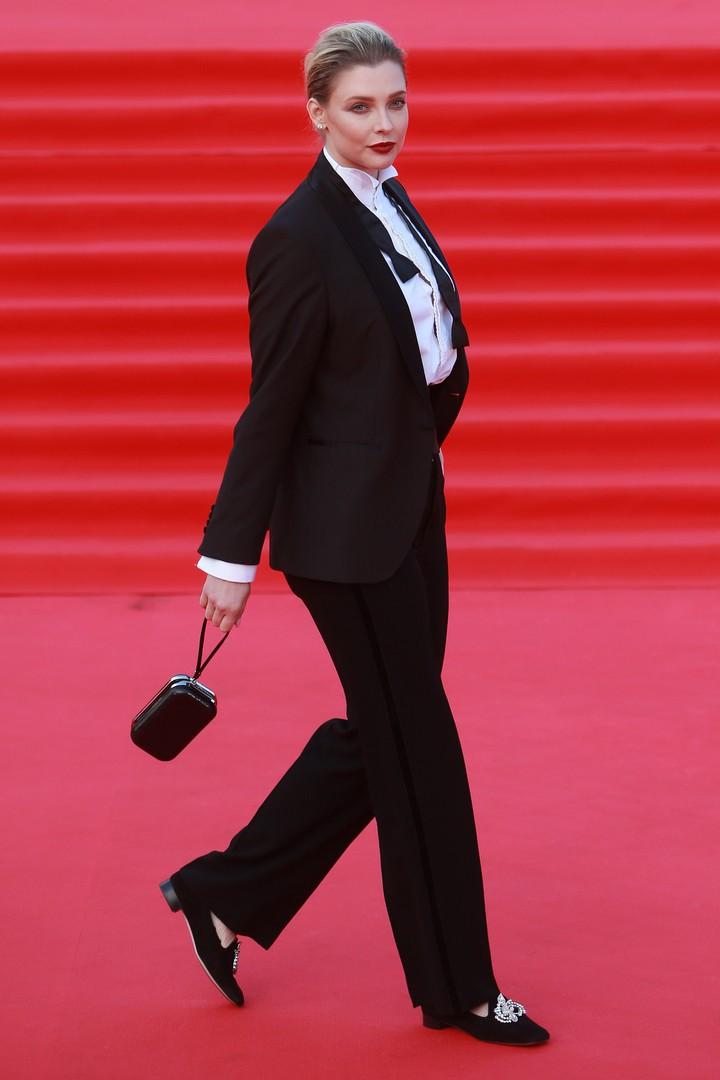 Актриса Светлана Степанковская / Фото: Наталия Нечаева / Вечерняя Москва