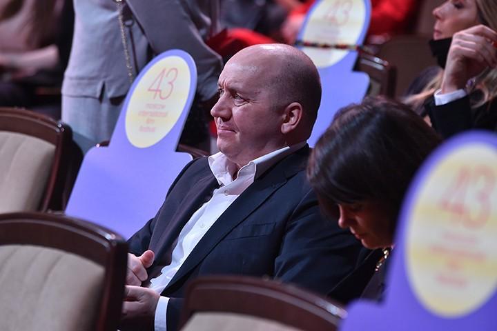 Актер Сергей Бурунов / Фото: Денис Гришкин /АГН Москва