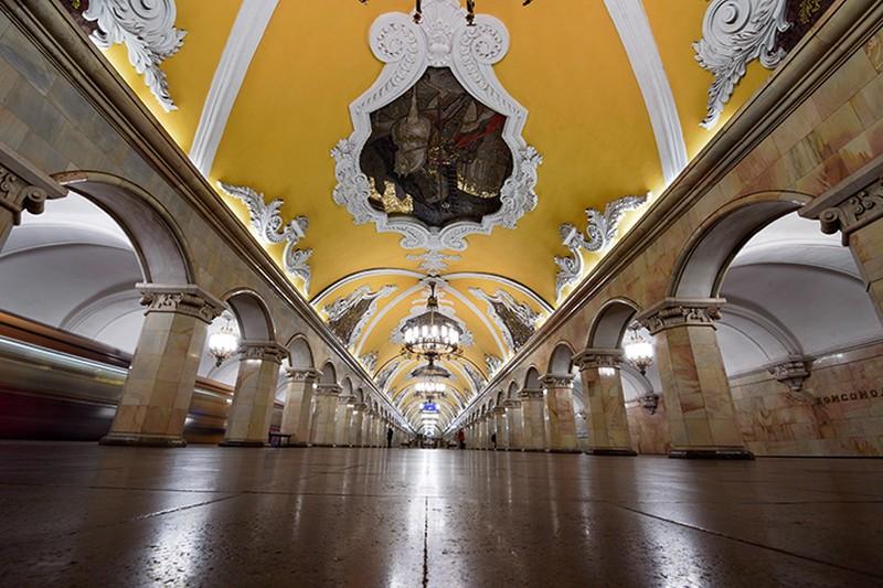 Жителям столицы рассказали, как возникла современная архитектура московского метро