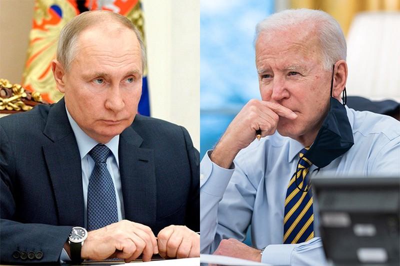 Байден планирует обсудить на встрече с Путиным ситуацию вокруг Украины