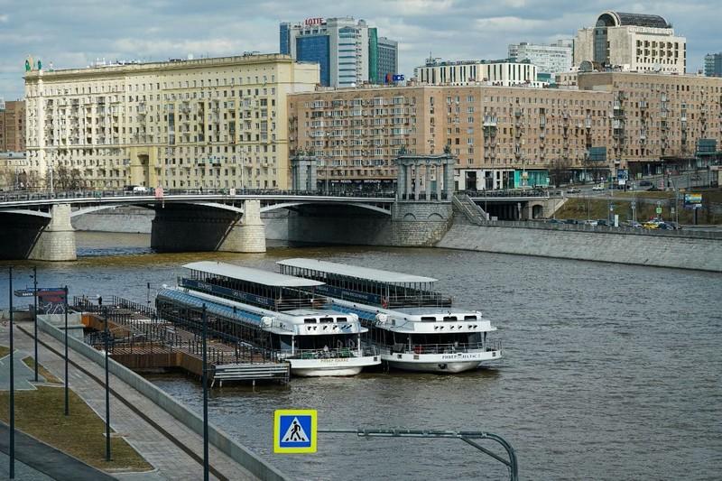Территорию Капустянского пруда в Москве приведут в порядок