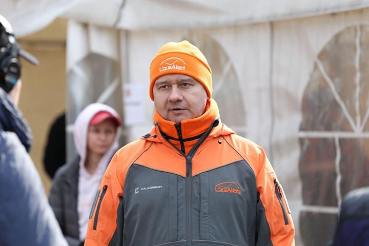 Координатор «ЛизаАлерт» Олег Леонов рассказал о системе быстрой навигации в лесу