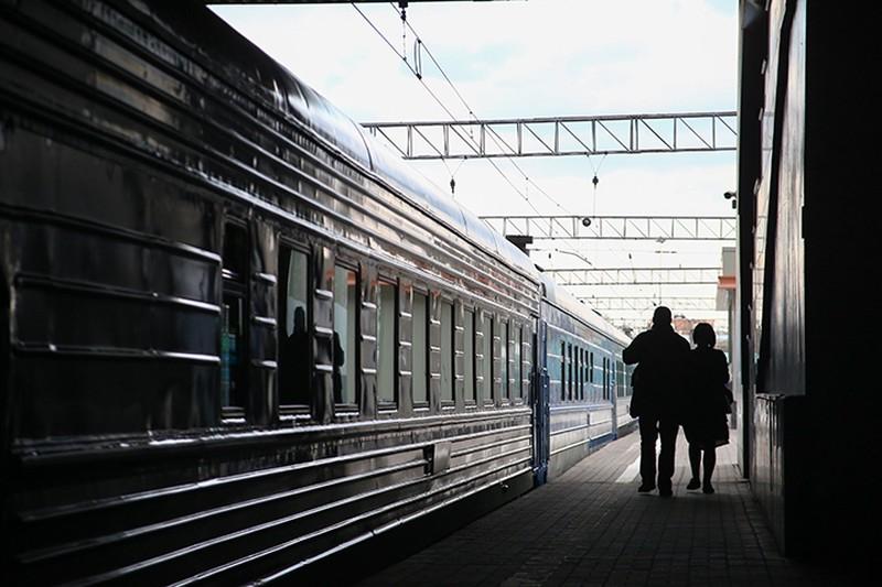 Мужчину, сообщившего о «минировании» поезда Москва — Киров, задержали