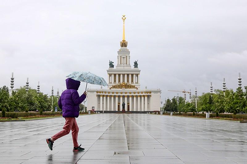 Синоптики предупредили москвичей о небольшом дожде 4 мая