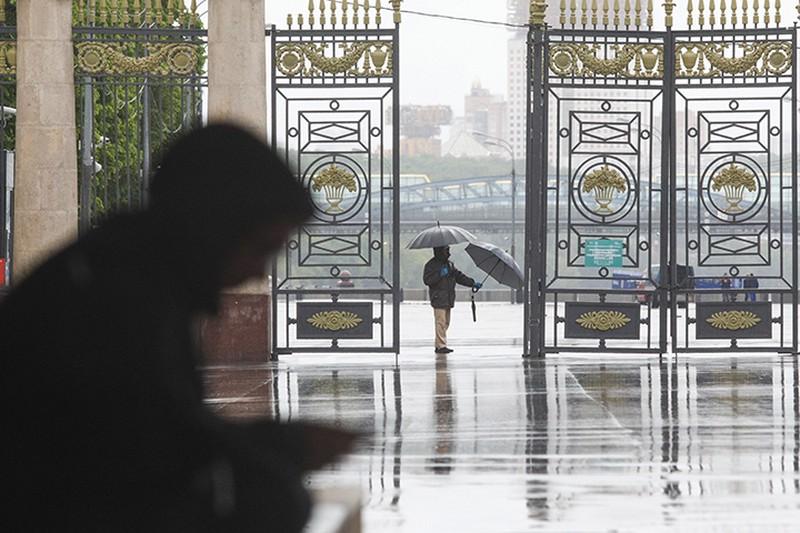 Синоптик рассказал, когда в столице закончатся дожди