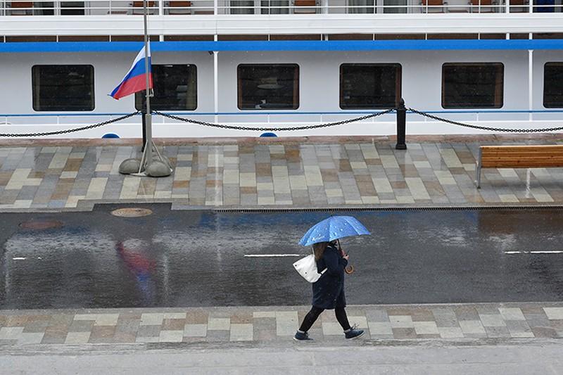 Синоптики предупредили москвичей о дожде 8 мая
