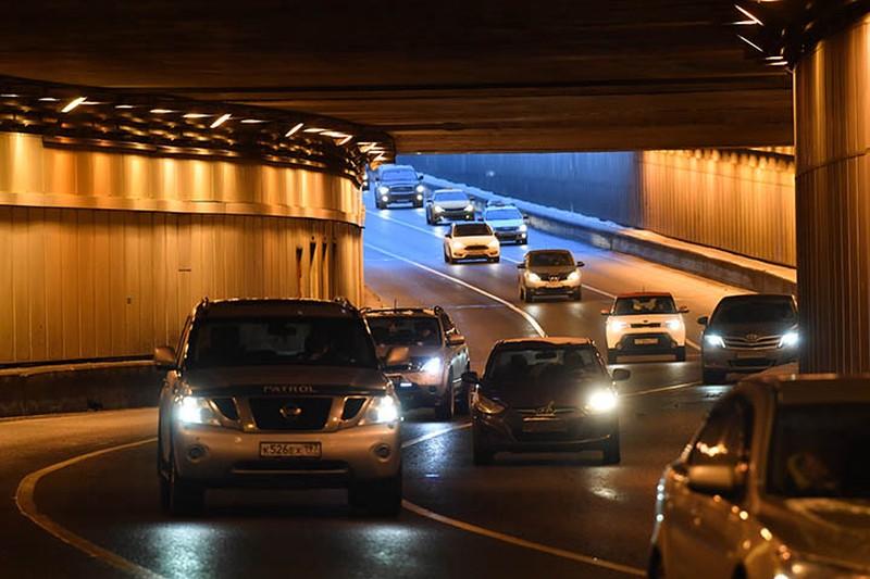 Движение по Волоколамскому тоннелю в область восстановлено