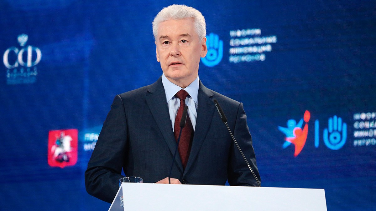 Сергей Собянин заявил, что электрические речные трамваи являются столичной традицией