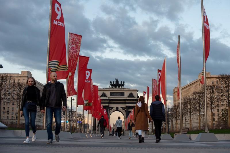 Синоптики рассказали о погоде в Москве 9 мая