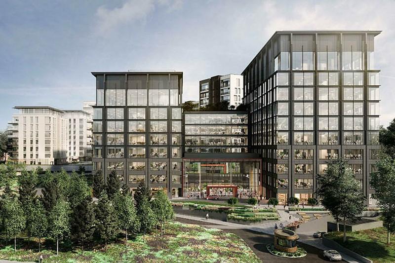 Новый деловой комплекс построят на базе киноконцерна «Мосфильм»