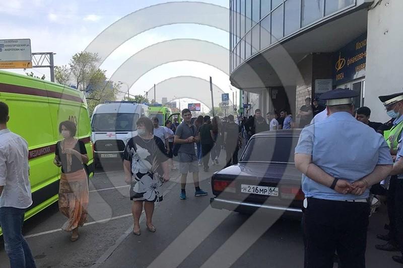 МФЮА: Виновник ДТП угнал машину у отца