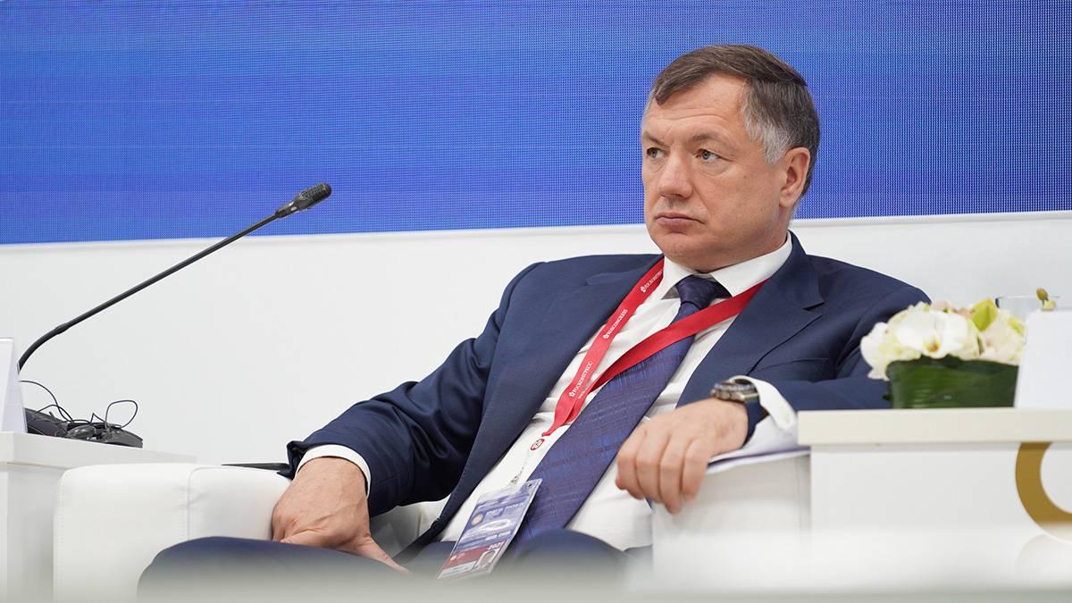 Хуснуллин назвал сроки получения результатов качества воды под Азовским морем