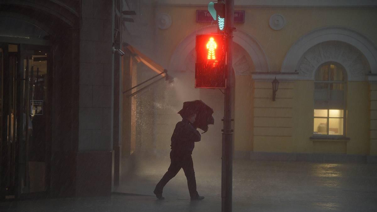 В Гидрометцентре предупредили об опасной погоде в нескольких регионах