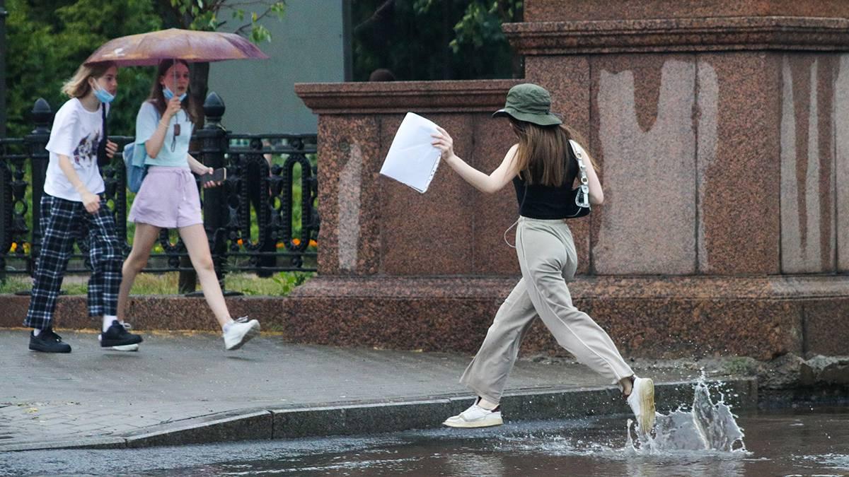 Синоптики рассказали о погоде в Москве 2 августа