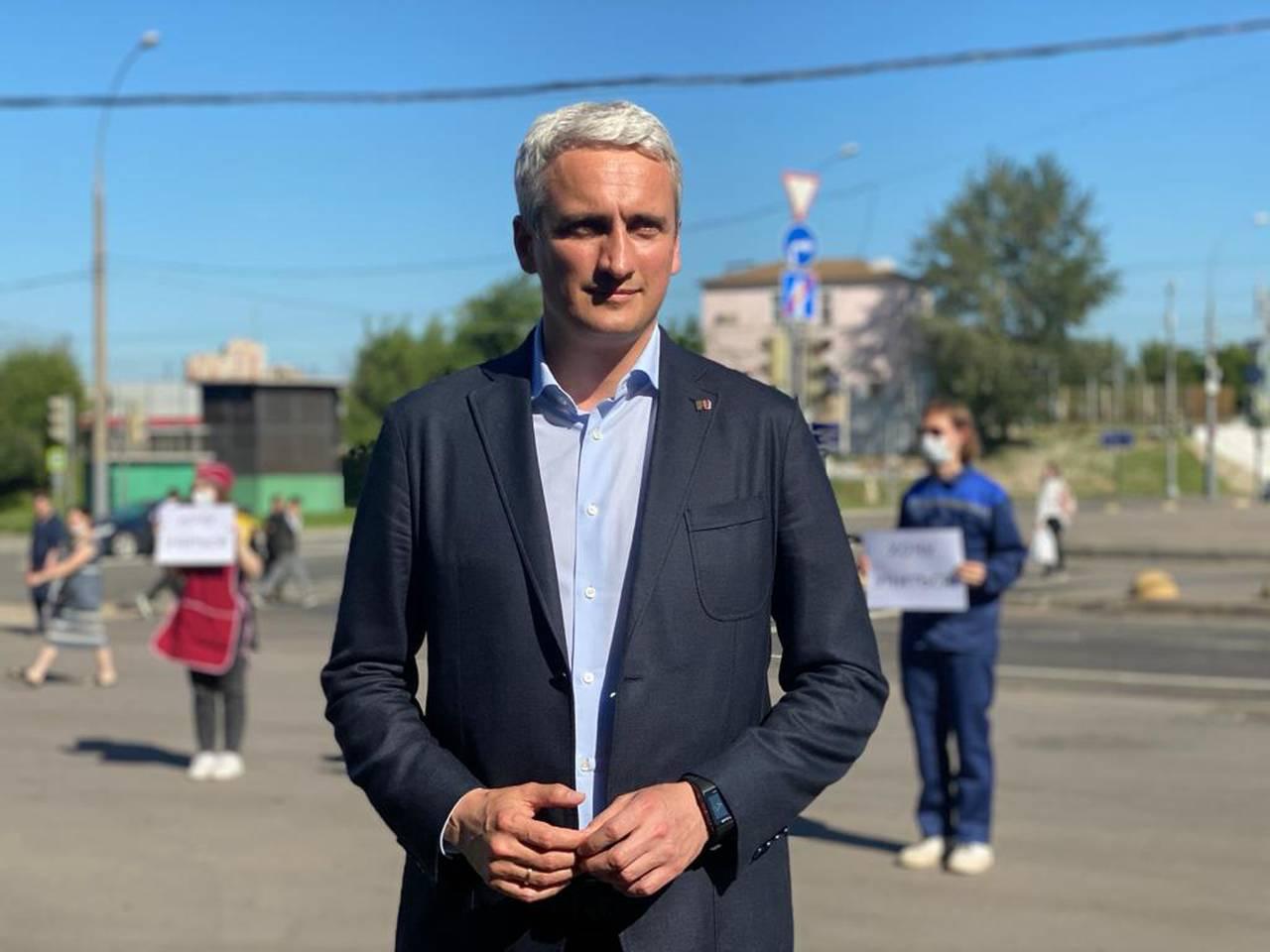 На фото член Общественной палаты Российской Федерации Евгений Нифантьев