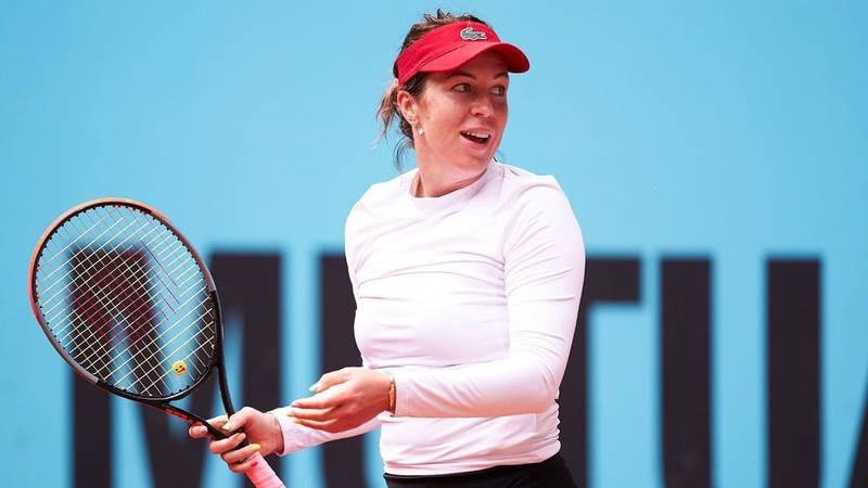 Теннисистка Анастасия Павлюченкова вышла в полуфинал «Ролан Гаррос»