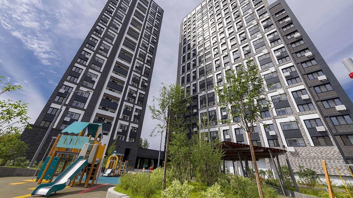 Началось строительство жилого дома по программе реновации на западе Москвы