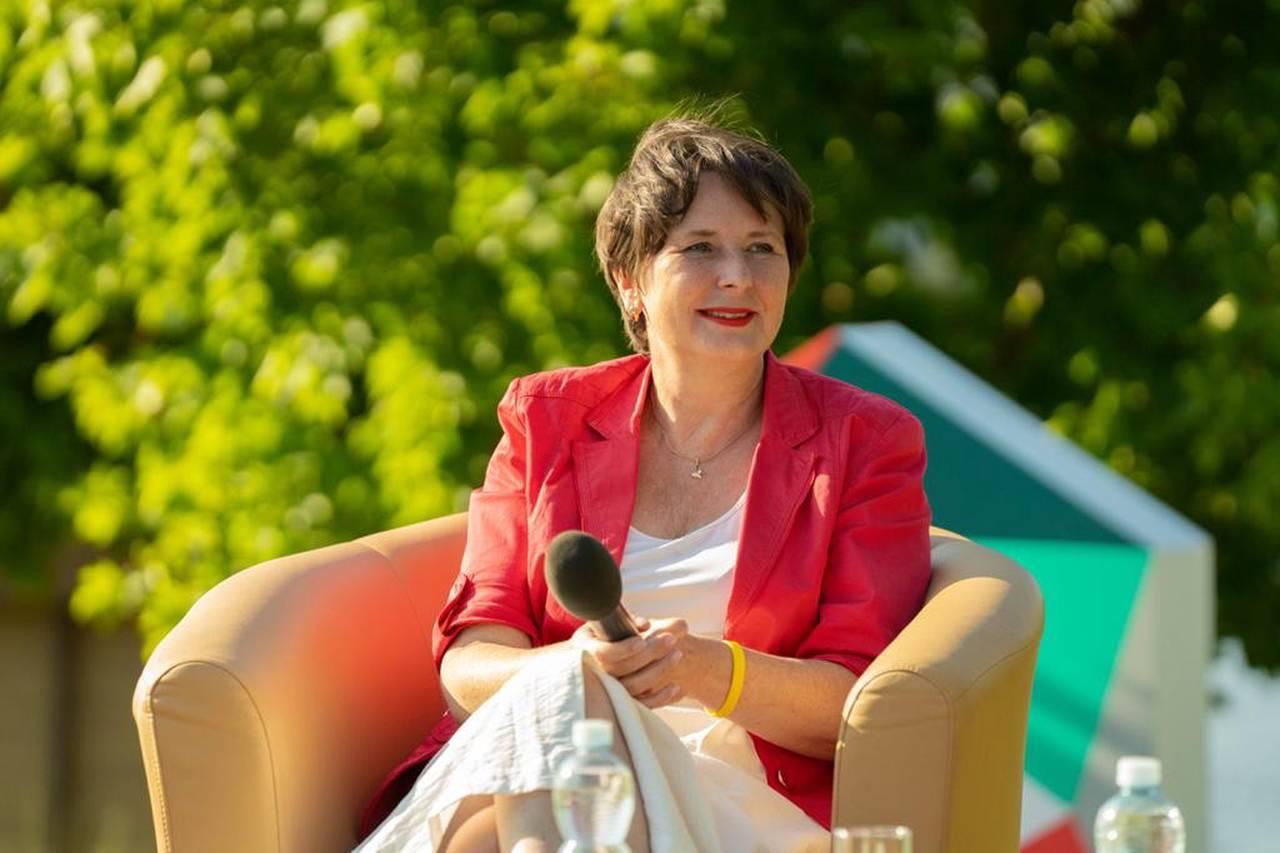 На фото член Общественной палаты и правозащитница Светлана Разворотнева