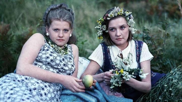 Фото: Москва слезам не верит, 1979 год