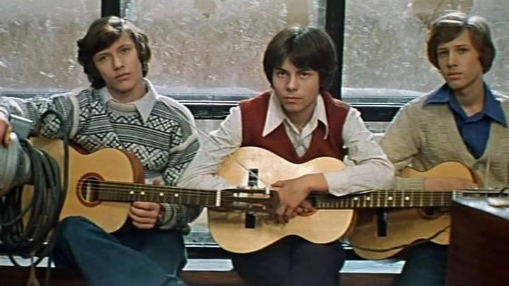 Фото: Розыгрыш, 1976 год