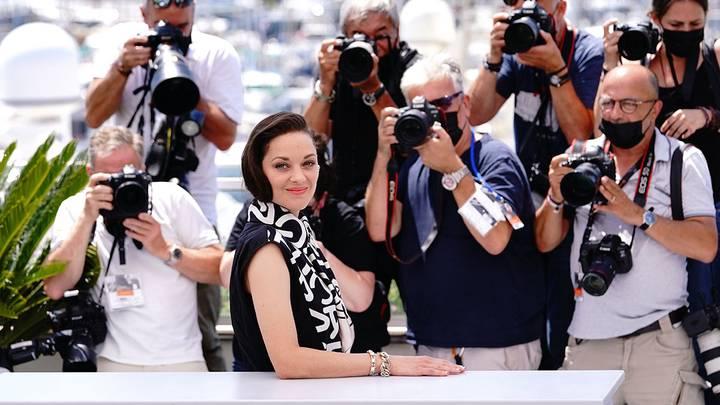 Французская актриса Марион Котийяр / Фото: Zuma\TASS