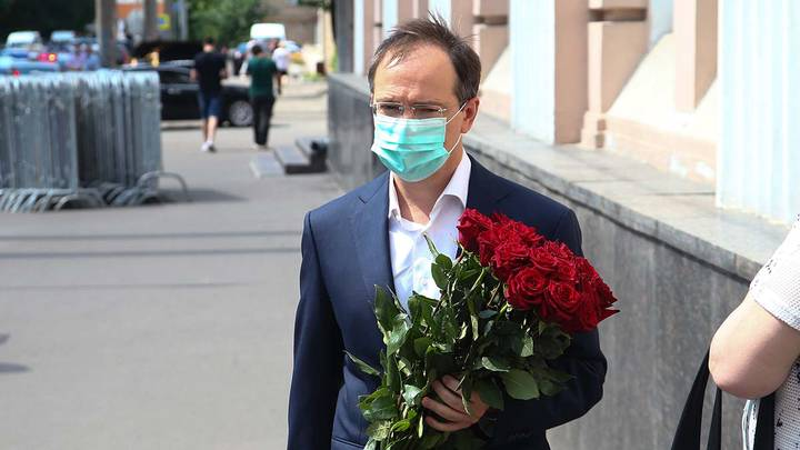 Владимир Мединский / Фото: Сергей Ведяшкин / АГН Москва
