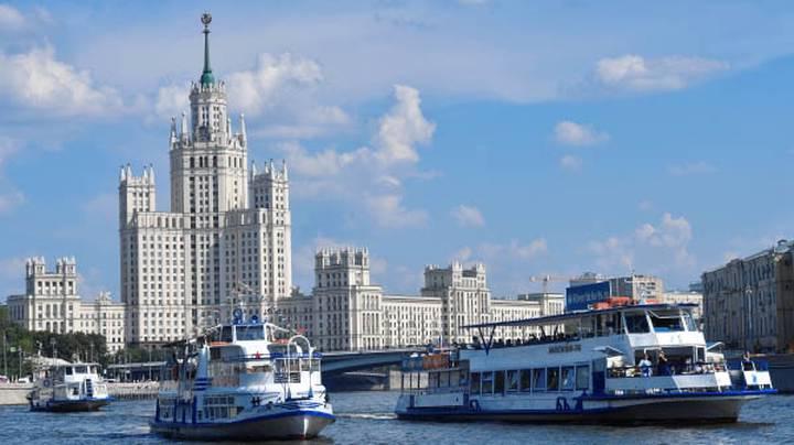 Котельническая набережная / Фото: РИА Новости