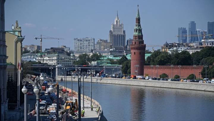 Софийская и Кремлевская набережная / Фото: РИА Новости