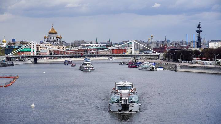 Крымский мост / Фото: Александр Авилов / АГН Москва
