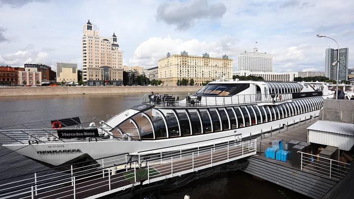 Краснопресненская набережная / Фото: Кирилл Зыков / АГН Москва