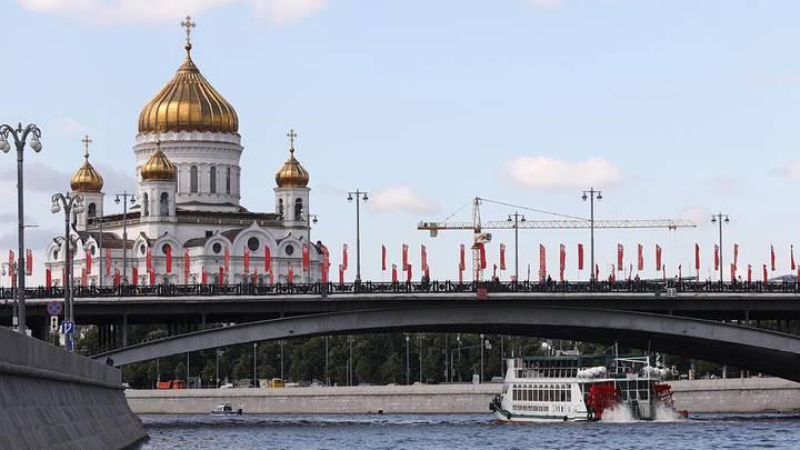Большой каменный мост / Фото: Кирилл Зыков / АГН Москва