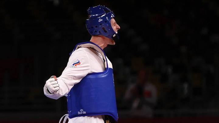 Владислав Ларин. Тхэквондо, свыше 80 кг / Фото: twitter/Olympic_Russia