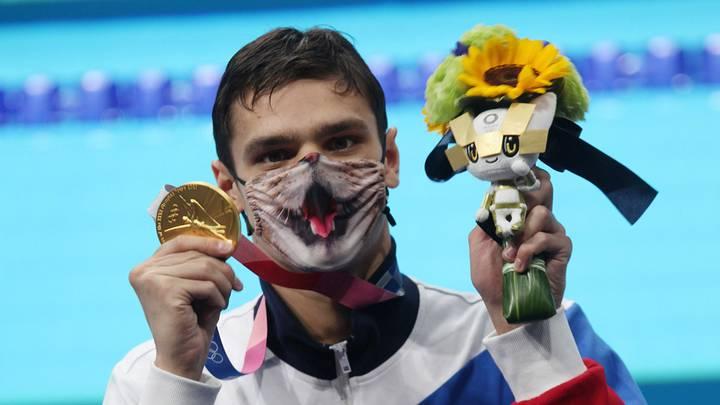 Евгений Рылов. Плавание на спине, 200 м.