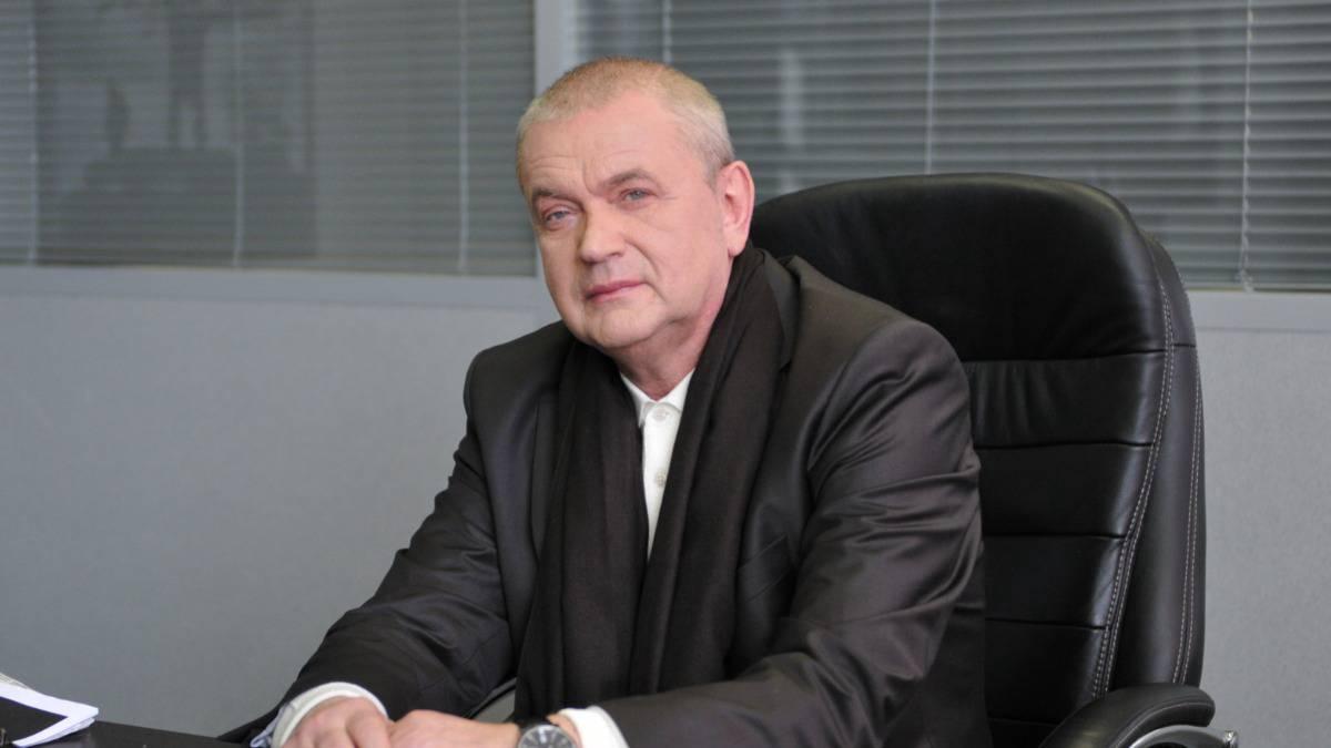 Главный редактор «Вечерней Москвы» отметил семидесятилетие