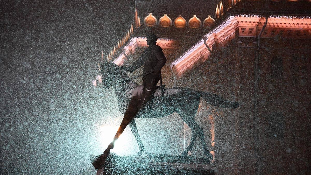 Более четверти месячной нормы осадков выпало за сутки в Москве