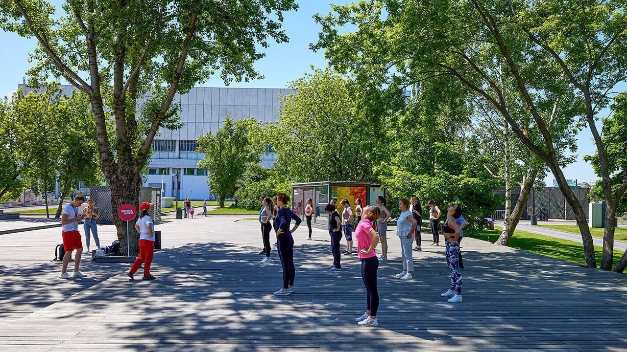Окружные спортивные соревнования провели в Мещанском районе. Фото: сайт мэра Москвы