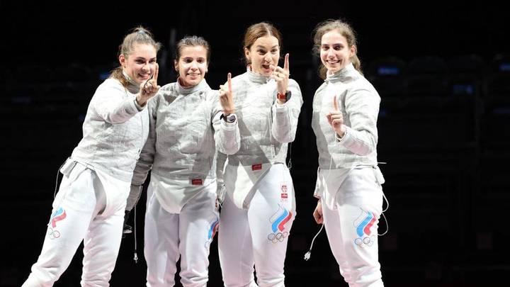 Фото: twitter/olympic_russia