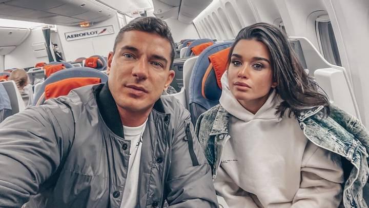 Ксения Бородина и Курбан Омаров / Фото: instagram/borodylia