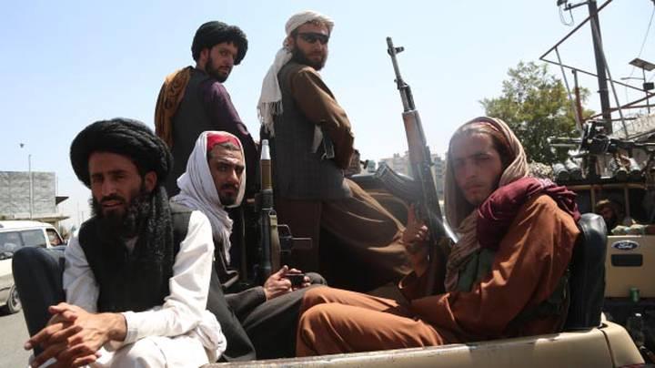 Боевики движения «Талибан» (террористическая организация, запрещена в России) в Кабуле / Фото: РИА Новости